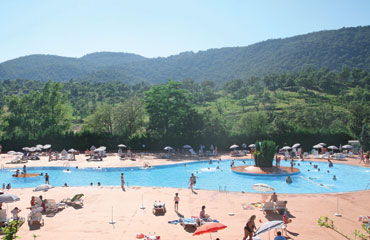 Camping la Pachacaid, Canadel,Provence Cote d'Azur,France